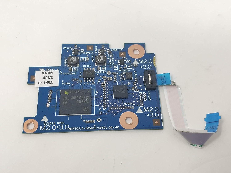 COMPRO - Disco Duro SSD para HP 14-AC EMMC 6050A2760301: Amazon.es ...