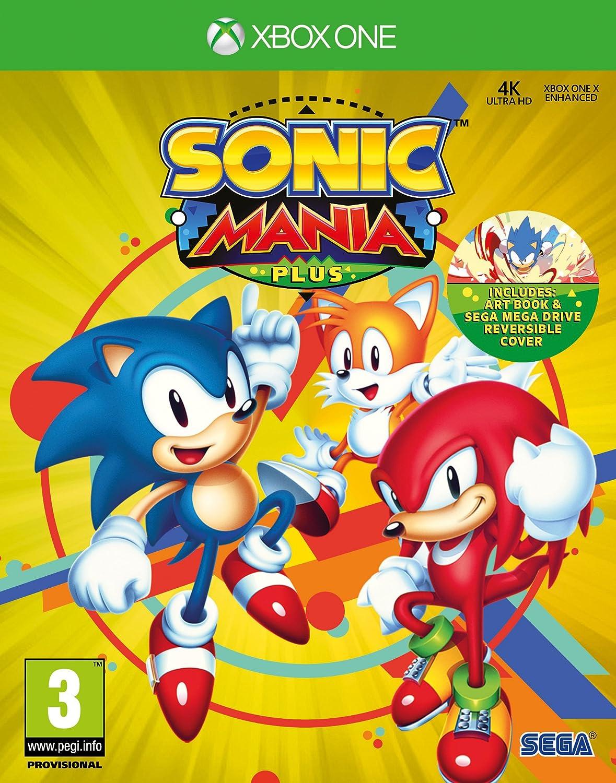 Sonic Mania Plus - Xbox One [Importación inglesa]: Amazon.es ...