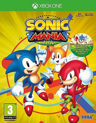 Sonic Mania Plus - Xbox One [Importación inglesa]: Amazon.es: Videojuegos