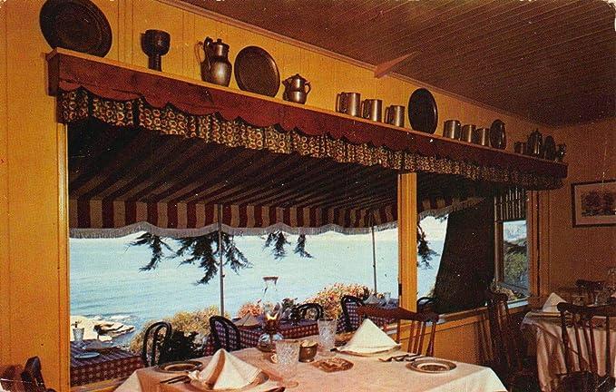 Amazon Com Postcard Top O The Cove Restaurant In La Jolla