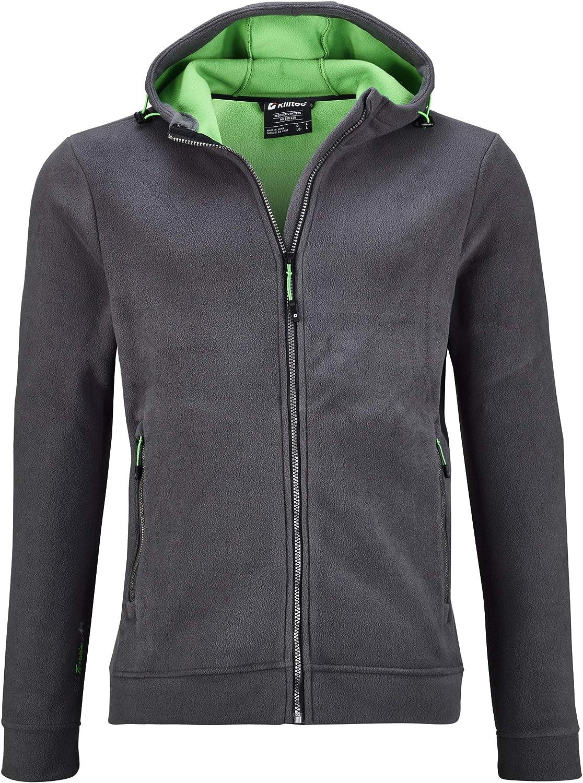 killtec Men Fleece Jacket Arland Import Popular shop is the lowest price challenge MN Jckt