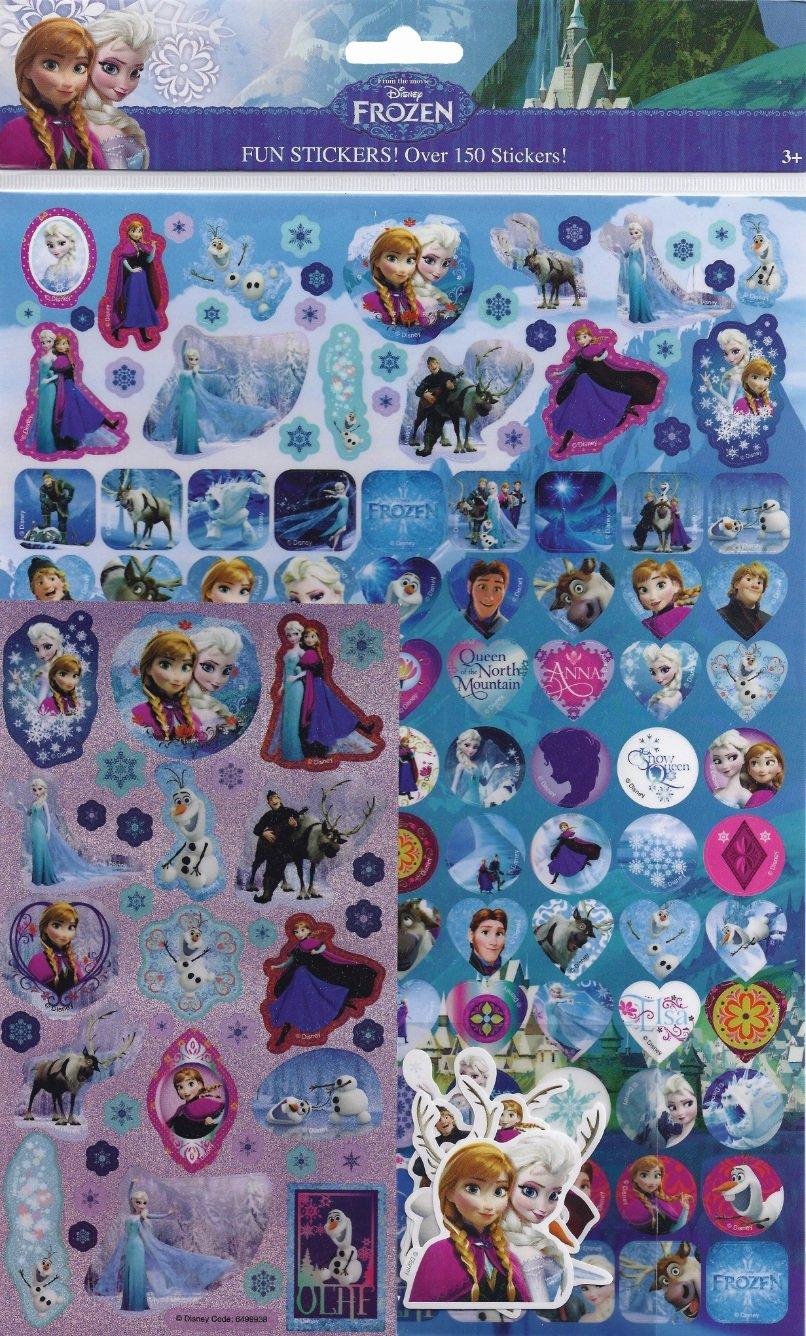Papel Proyectos Frozen Diseñ o Adhesivos Disney 6499938