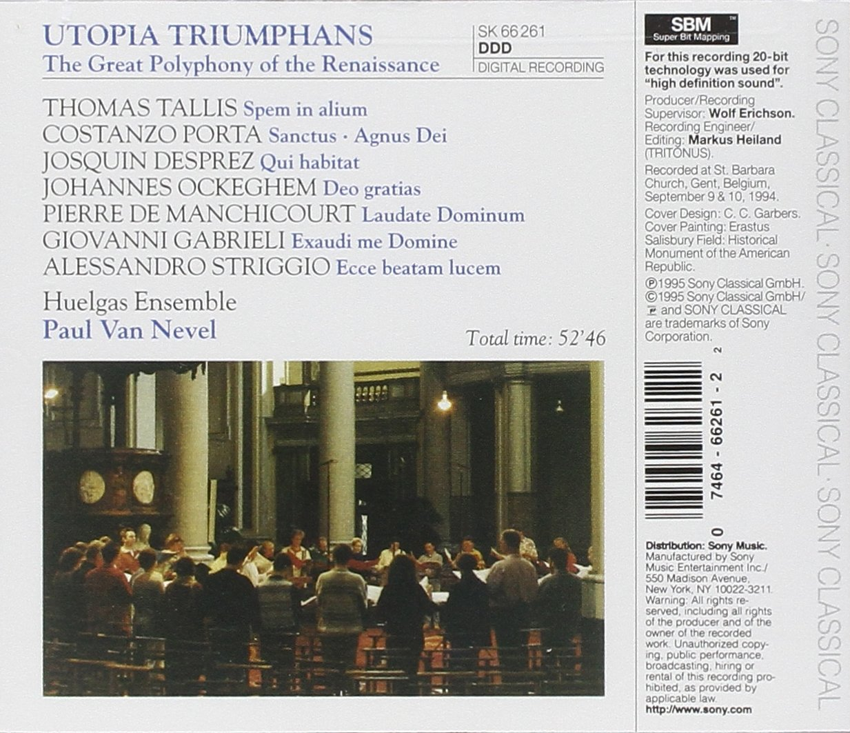 Utopia Triumphans Import
