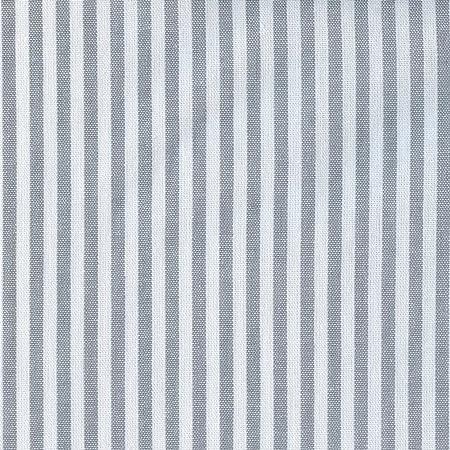 Tela gris y blanco Bebé marinero - raya marina - 100% algodón ...