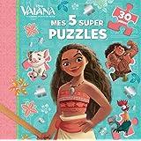 Vaiana, mes 5 super puzzles