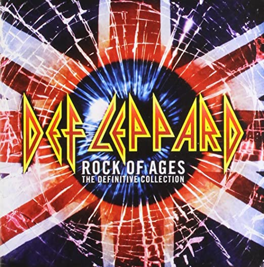 Rock Of Ages: The Definitive Collection: Def Leppard: Amazon.es: Música