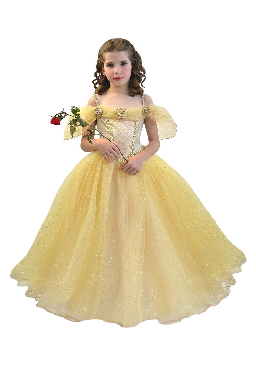 Cesar f662 Disfraz Princesa Belle, 5/7 años