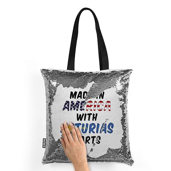 Amazon.com: NEONBLOND Mermaid Tote Handbag Made in America ...