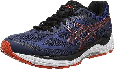 Asics Gel-Foundation 12, Zapatillas de Running para Hombre, Azul ...