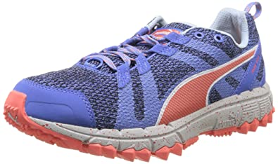 31bce45c035f7b PUMA Faas 500 TR V2 Women s Trail Running Shoes - 6.5 - Blue