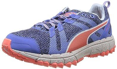 c9e2ddcdc72e PUMA Faas 500 TR V2 Women s Trail Running Shoes - 6.5 - Blue