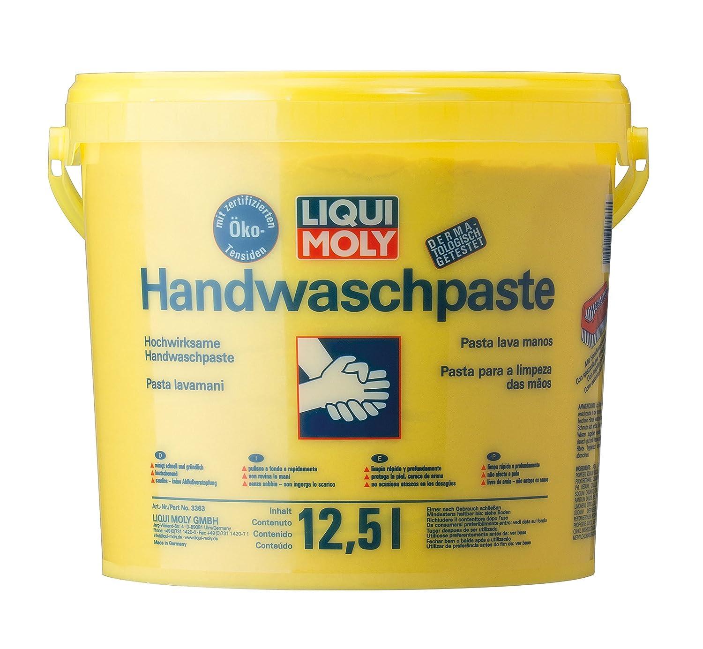 Liqui Moly 3363 Handwaschpaste 12 5 L Gewerbe Industrie Wissenschaft