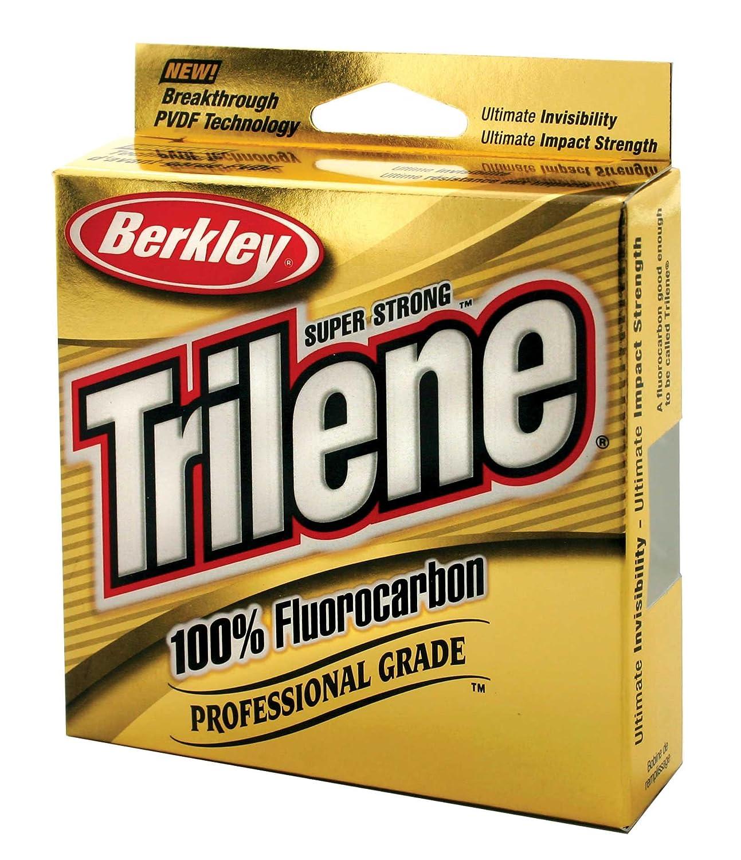 Berkley trilene tfps8 15 fluorocarbon clear cuerda