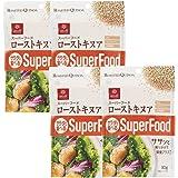 はくばく サラダと食べるスーパーフード ローストキヌア 90g×4袋