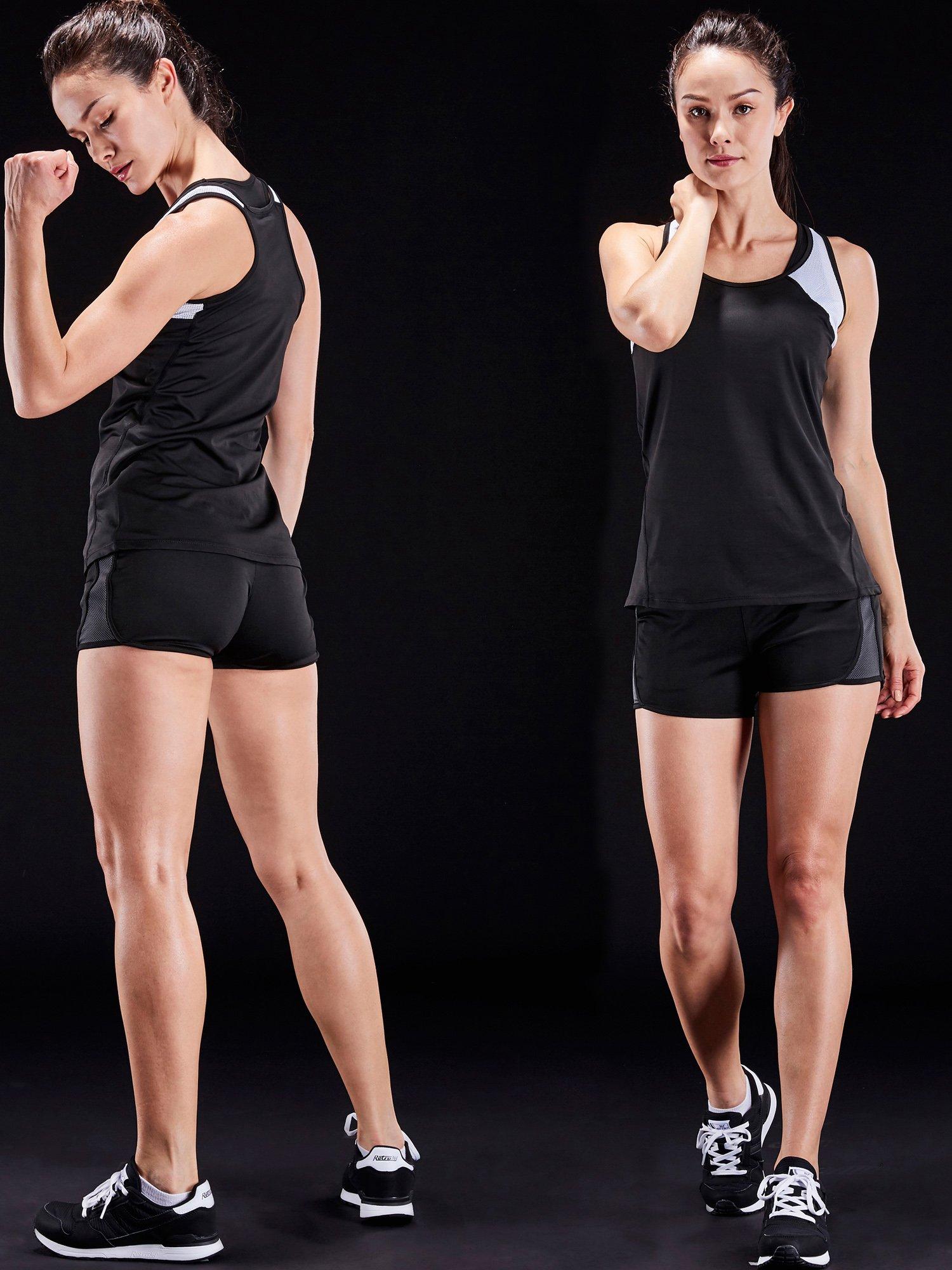 Women's Yoga Workout Tank Top 5