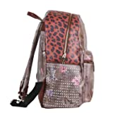 Nicole Lee Quinn 20 Inch Backpack, Tina, One Size