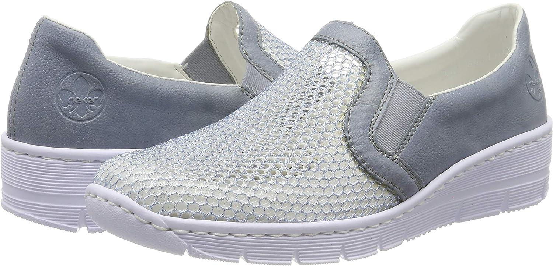 Rieker Womens 565w7-10 Loafers