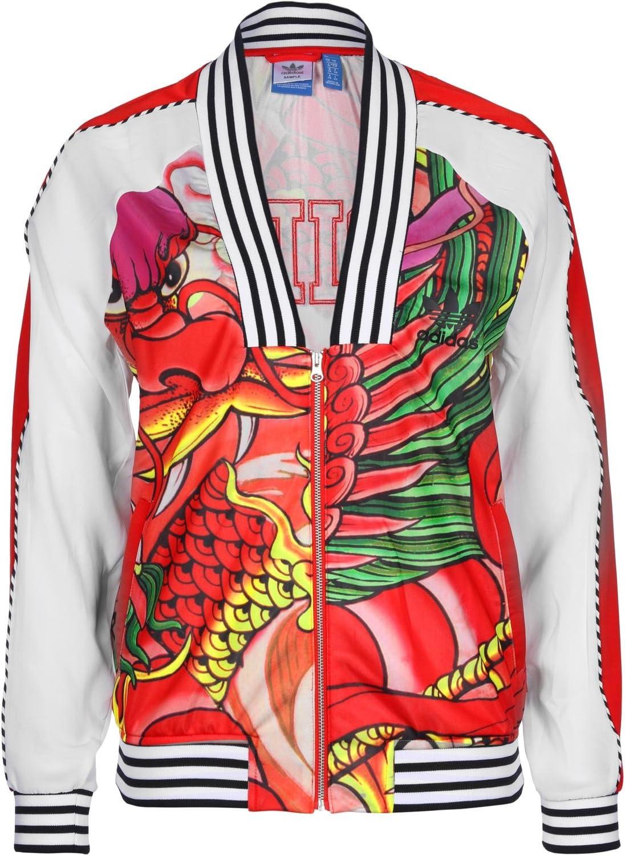 adidas Dragon Print TT W Chaqueta