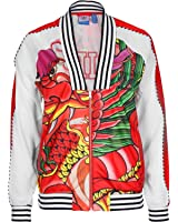Adidas Originals X Rita Ora Dragon Print Track Jacket