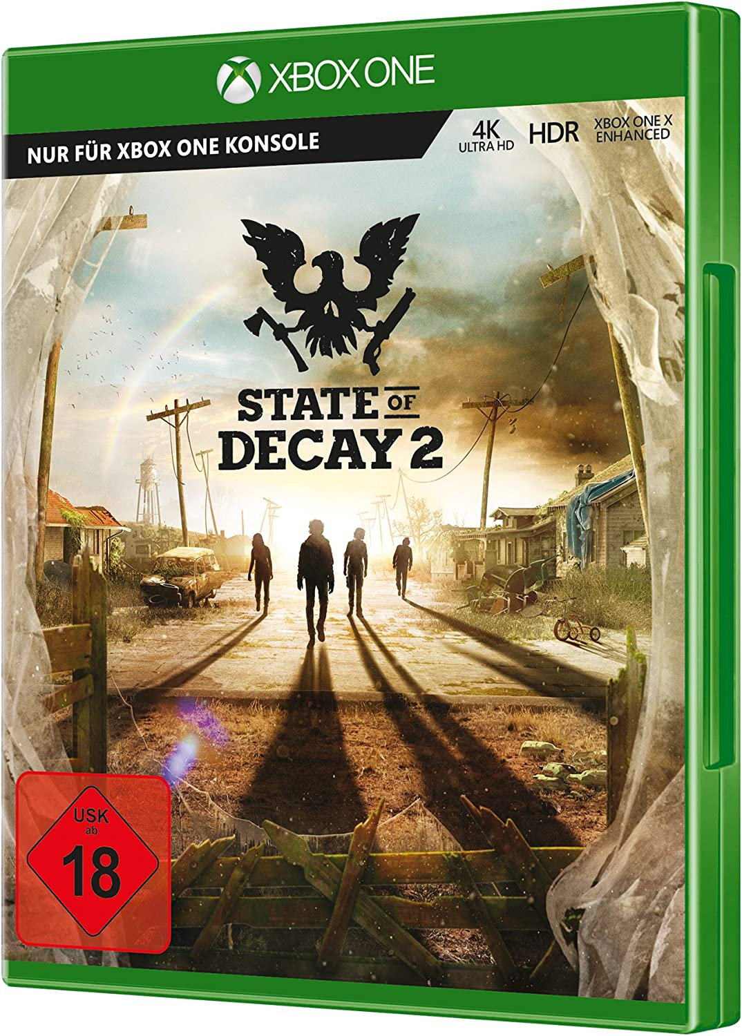 State of Decay 2 - Xbox One [Importación alemana]: Amazon.es ...