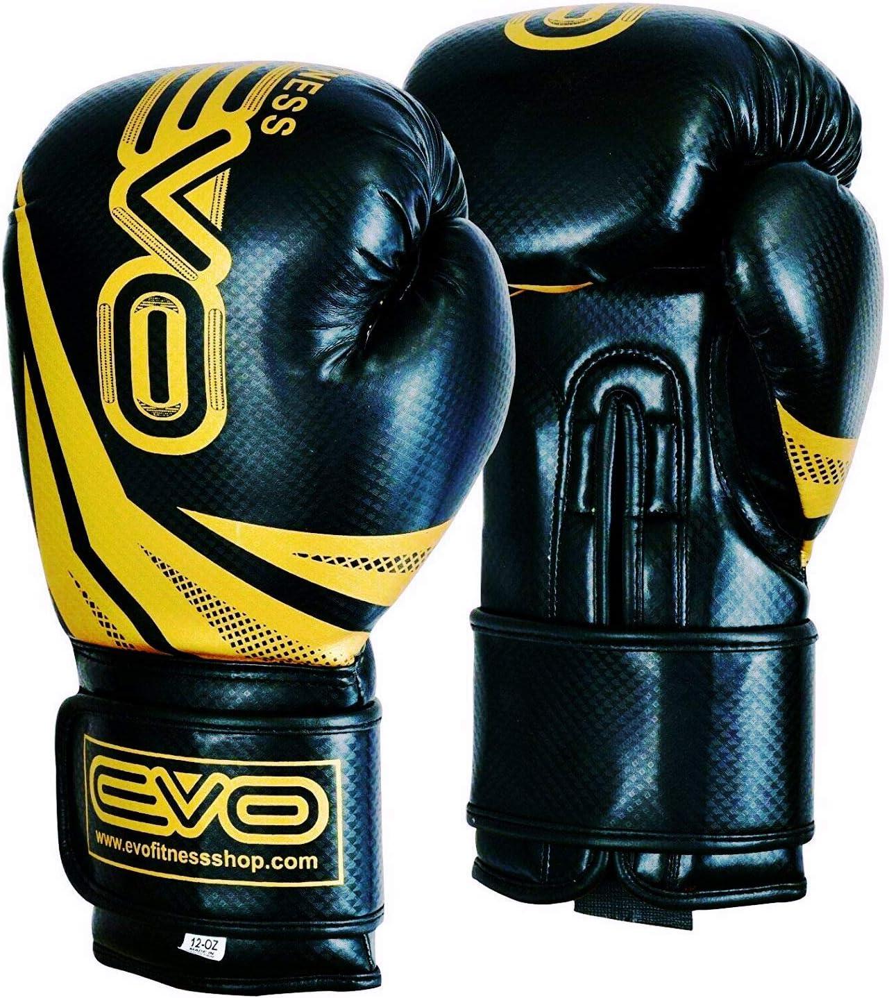 EVO Fitness Boxing hand wraps MMA Martial Arts Muay Thai Kick Boxing Martial Art