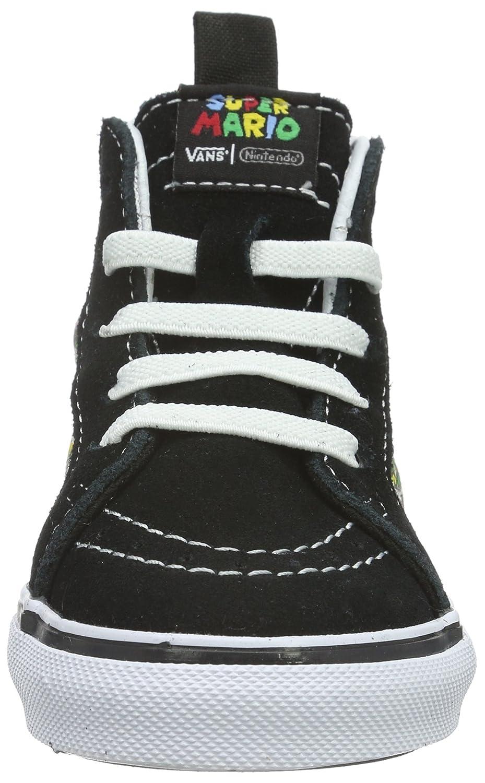 c7294eed9b Vans Unisex SK8-Hi Zip Walking Baby Shoes