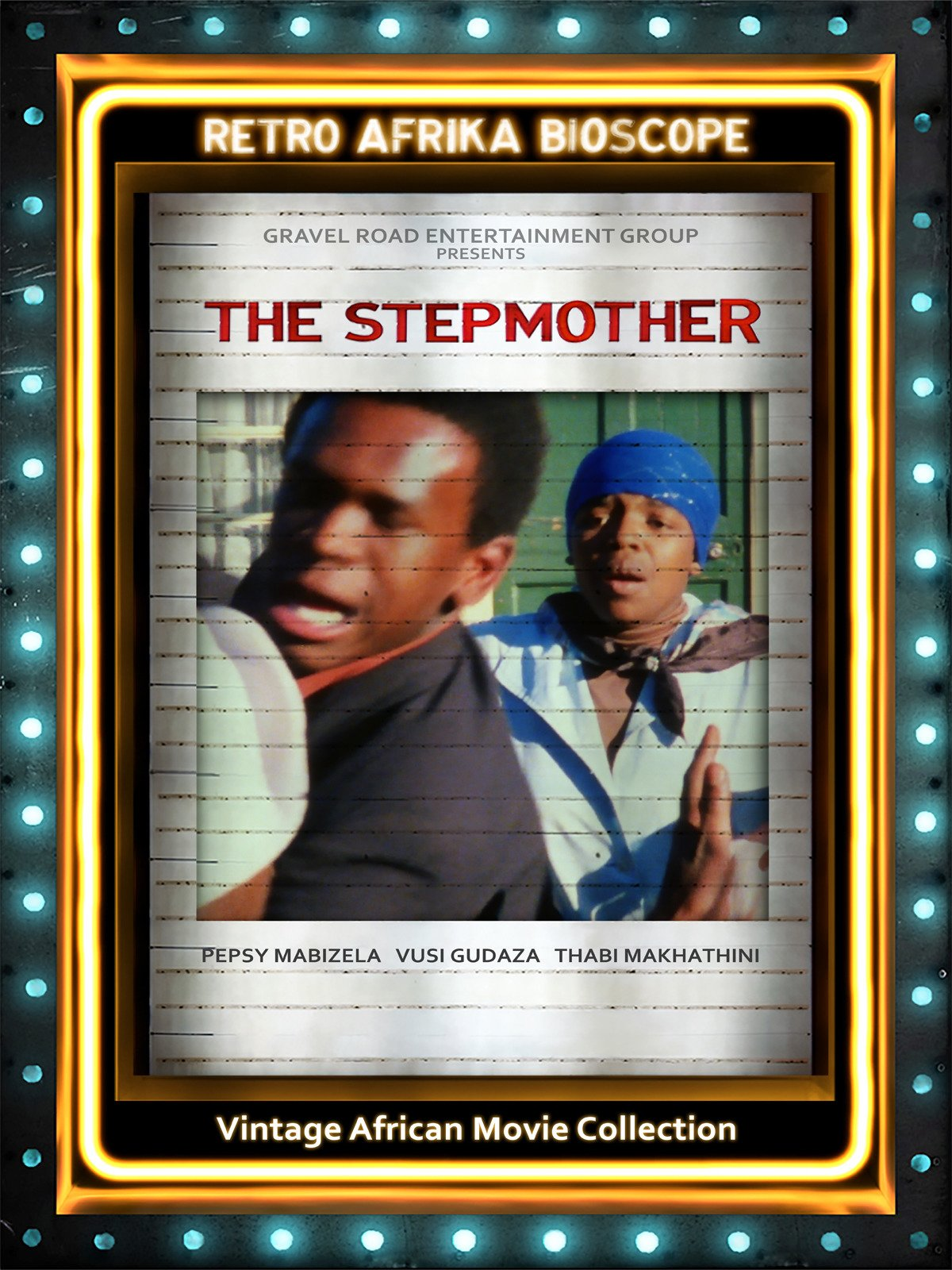 Amazon.com: The Stepmother: Kaizer Mlandu, Lucky Msomi, Zandile ...