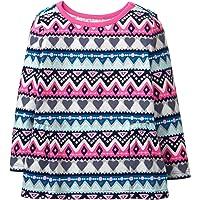 Gymboree Girls Long Sleeve Peplum Top Long Sleeve Shirt