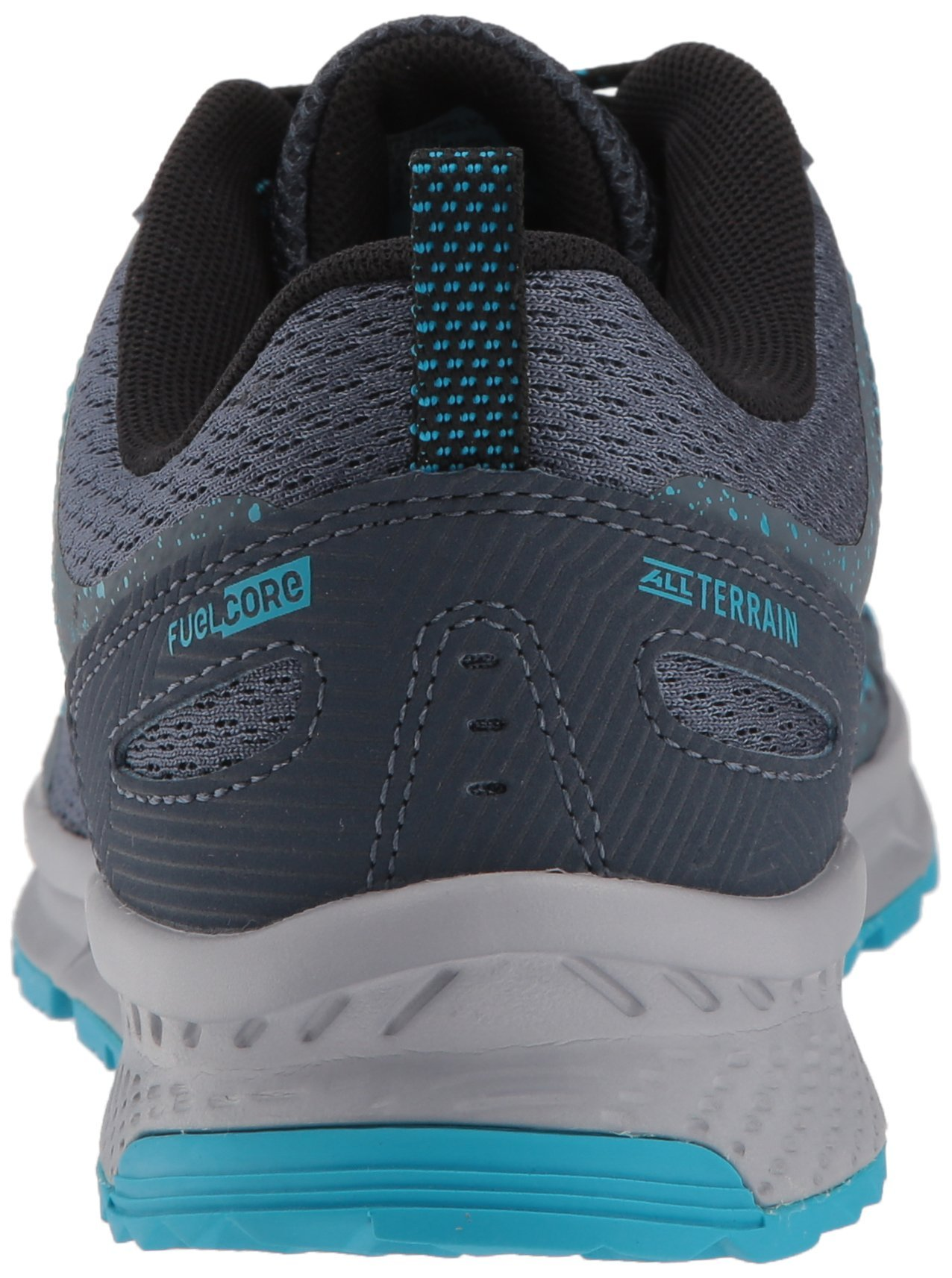 New Balance Women's 590v4 FuelCore Trail Running Shoe Dark Grey 6 D US by New Balance (Image #2)