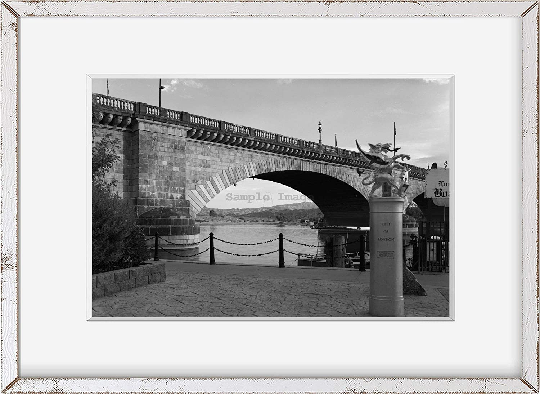 Amazon Com Infinite Photographs Photo London Bridge Lake Havasu City Mohave County Arizona Az Habs 1 Photographs
