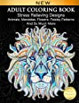 Adult Coloring Book : Stress Relieving Designs Animals, Mandalas, Flowers, Paisley Patterns And So Much More: Coloring Book For Adults