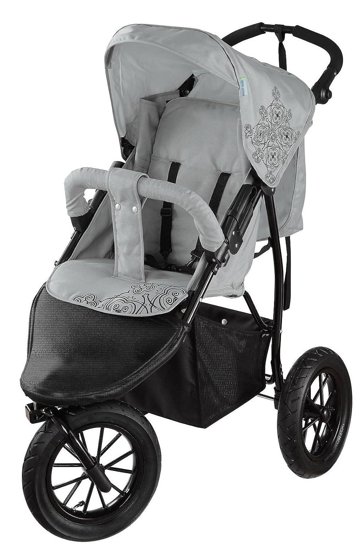 knorr-baby 883620 Dreirad Joggy S Melange, braun