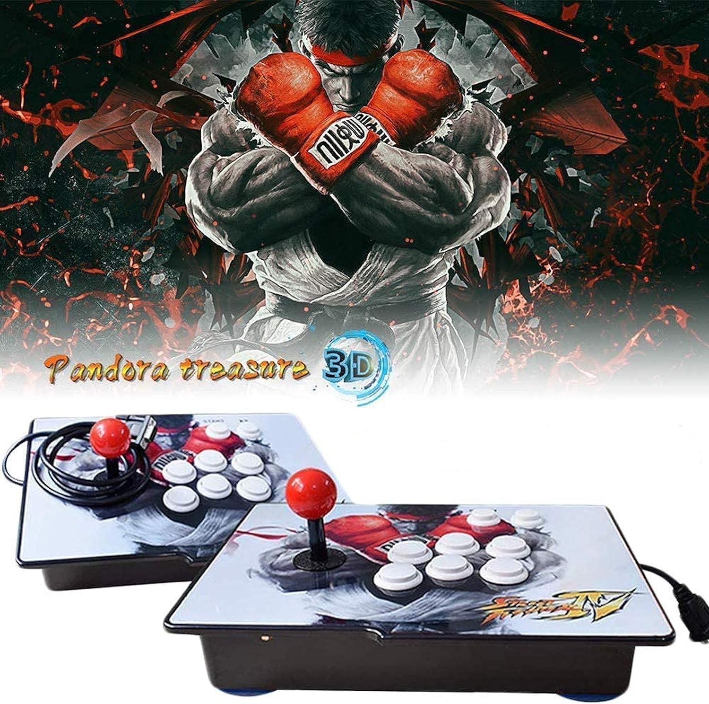 Unicview Pandora Box 10 Plus 3303 Juegos Retro Consola Maquina recreativa Arcade Video, Joystick Independientes, Versiones Originales Juegos Famosos (Neogeo, Capcom, Taito, Sega, Ocean, Konami y más)