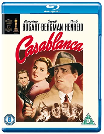 Image result for casablanca blu-ray