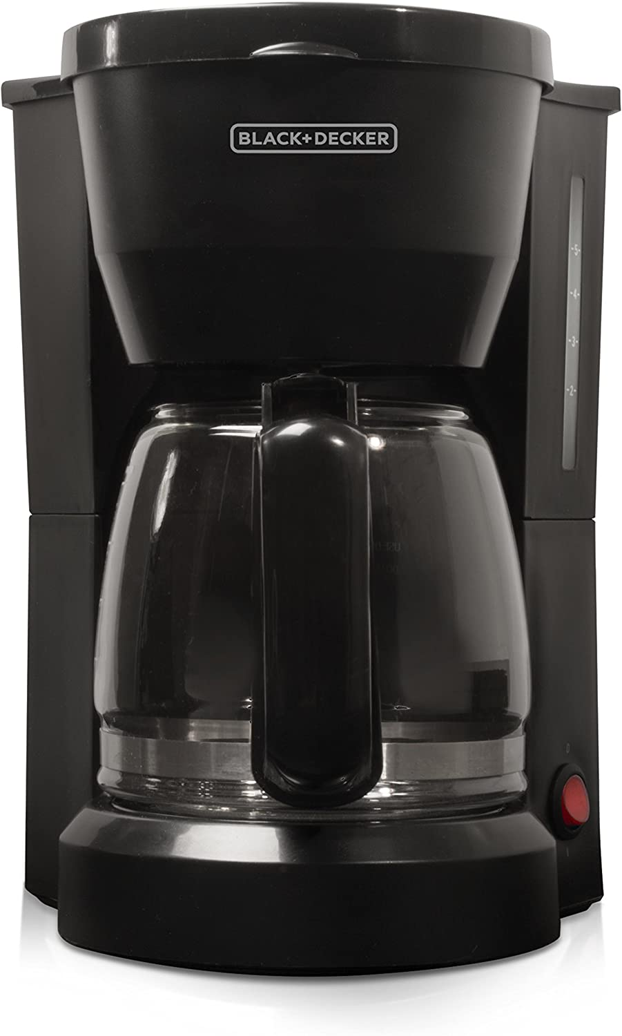 BLACK+DECKER DCM600B 5-CUP COFFEE MAKER