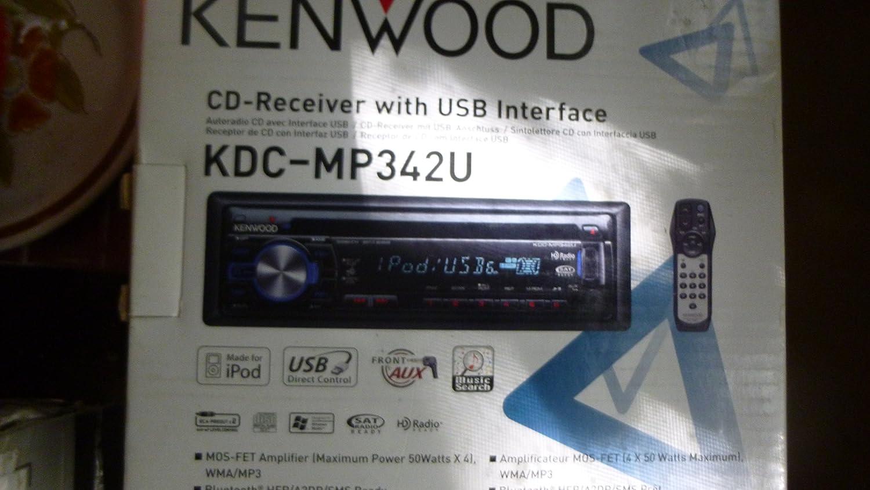 [DHAV_9290]  Amazon.com: Kenwood KDC-MP342U WMA/MP3 CD Receiver with Satellite/HD  Radio/Bluetooth Ready Front Panel USB/AUX Input: Car Electronics | Kenwood Kdc Mp342u Wiring Harness |  | Amazon.com