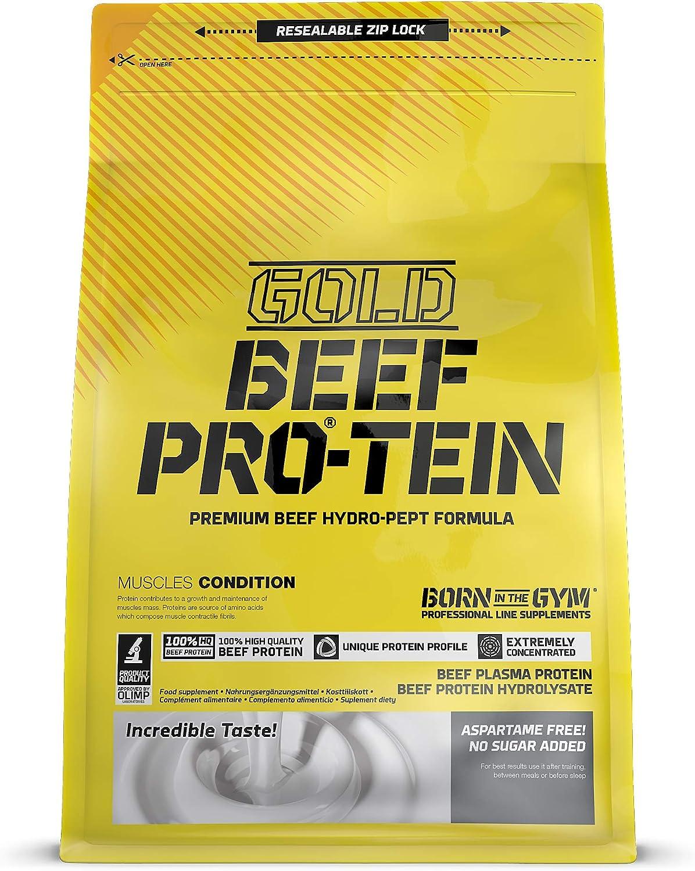 Olimp Sport Nutrition Proteínas de Carne, Sabor Fresa - 700 gr ...