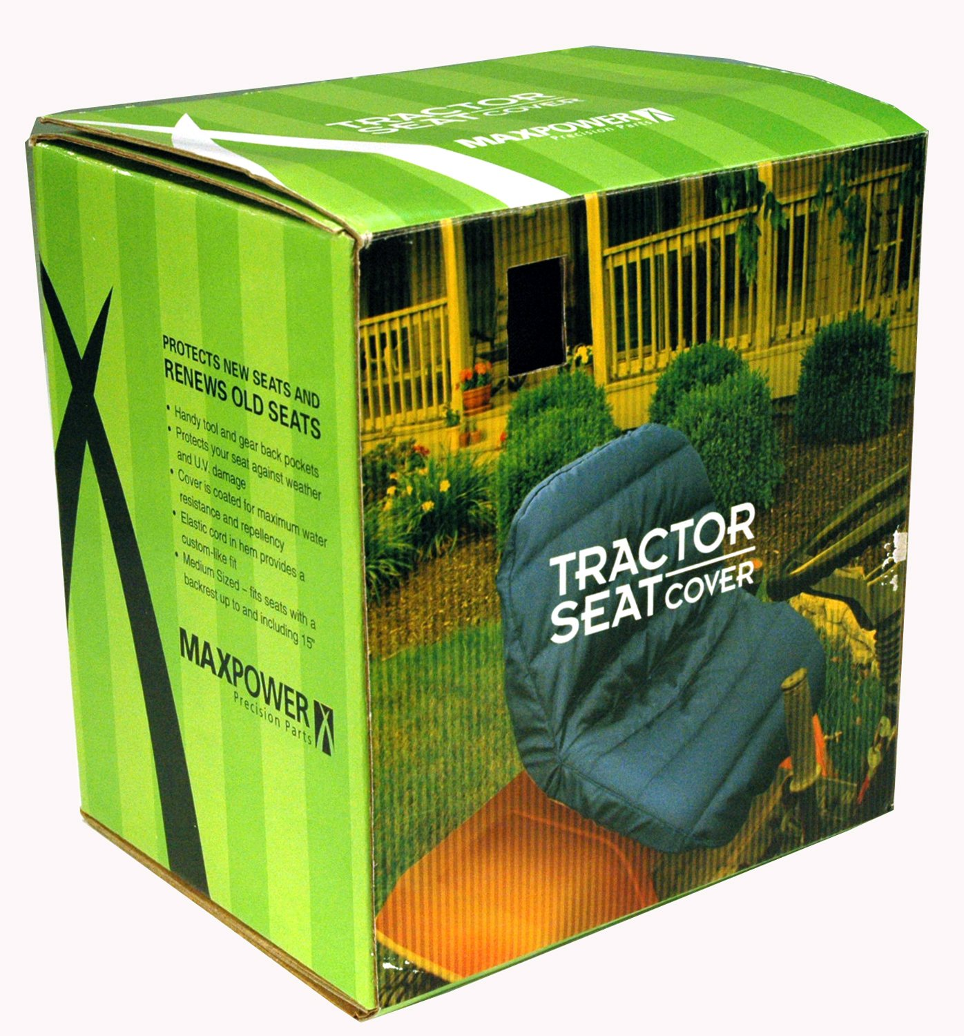 Maxpower 334550 Deluxe Lawn Tractor Seat Cover