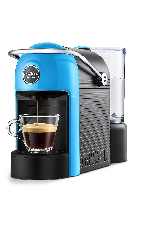 Lavazza Jolie Independiente Semi-automática Máquina de café en cápsulas 0.6L 1tazas Negro, Azul - Cafetera (Independiente, Máquina de café en cápsulas, ...