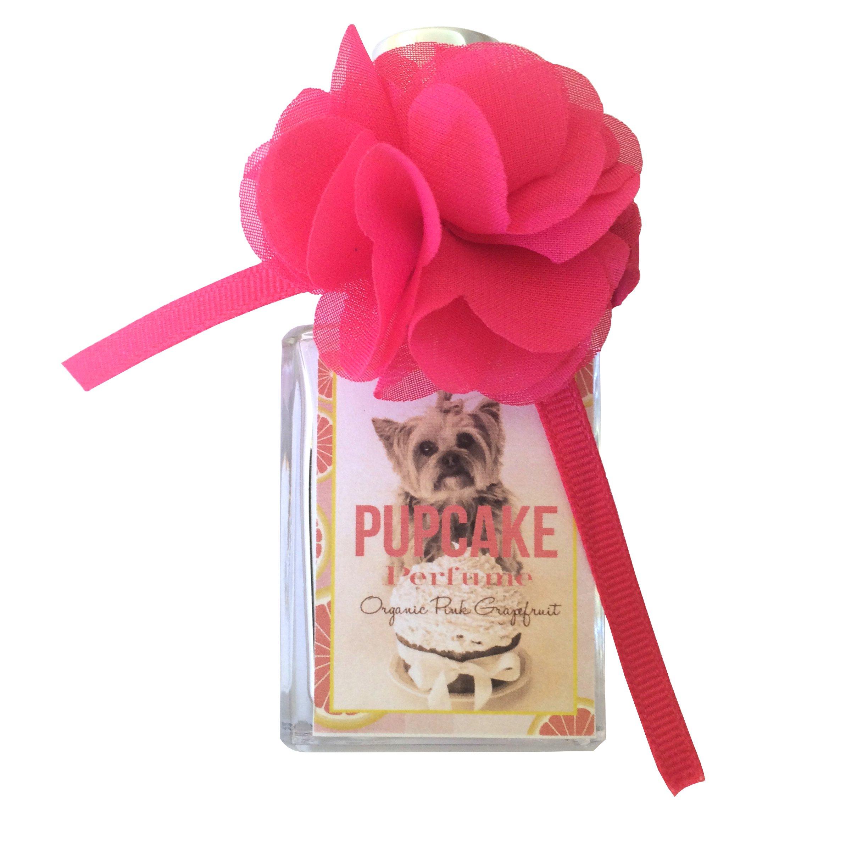 The Dog Squad Pupcake Perfume, Organic Pink Grapefruit