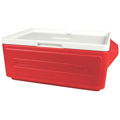 Blue 48-Can Party Stacker Cooler