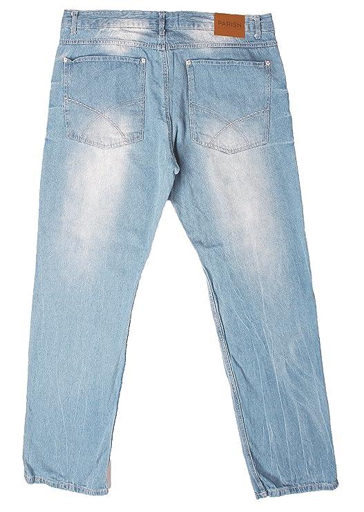 a5b1132bed057 PARISH NATION Big Men s 5-Pocket Jeans at Amazon Men s Clothing store
