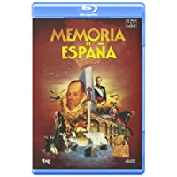 Memoria De España (BD + Libro) [Blu-ray]
