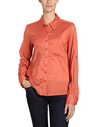 VERO MODA Damen Bluse, 10079047 HERO L/S SHIRT