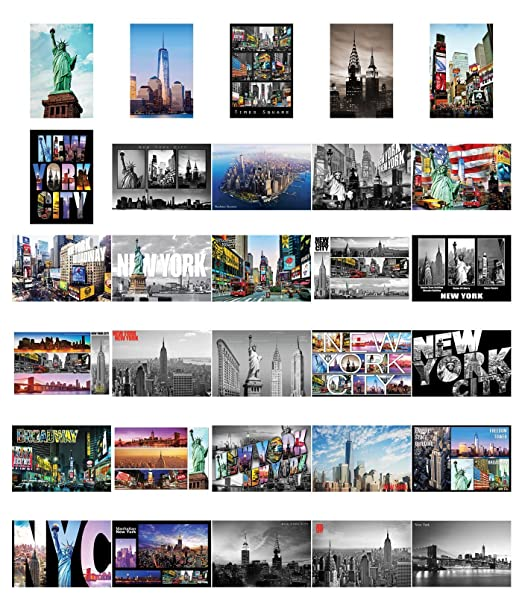 Magnum: New York: 36 Postcards