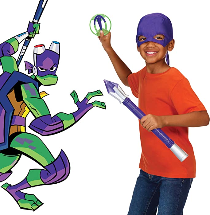 The Best Ninja Turtle Head Lamp