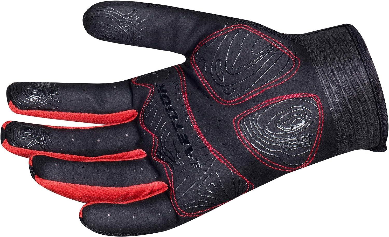 Letook Bike Gloves Full Finger Men with Padding Anti-Slip Gel Palm for Cycling Riding