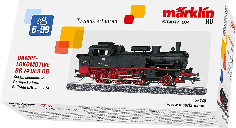 Tenderlokomotive Spur H0 Märklin 36321 Märklin Start up