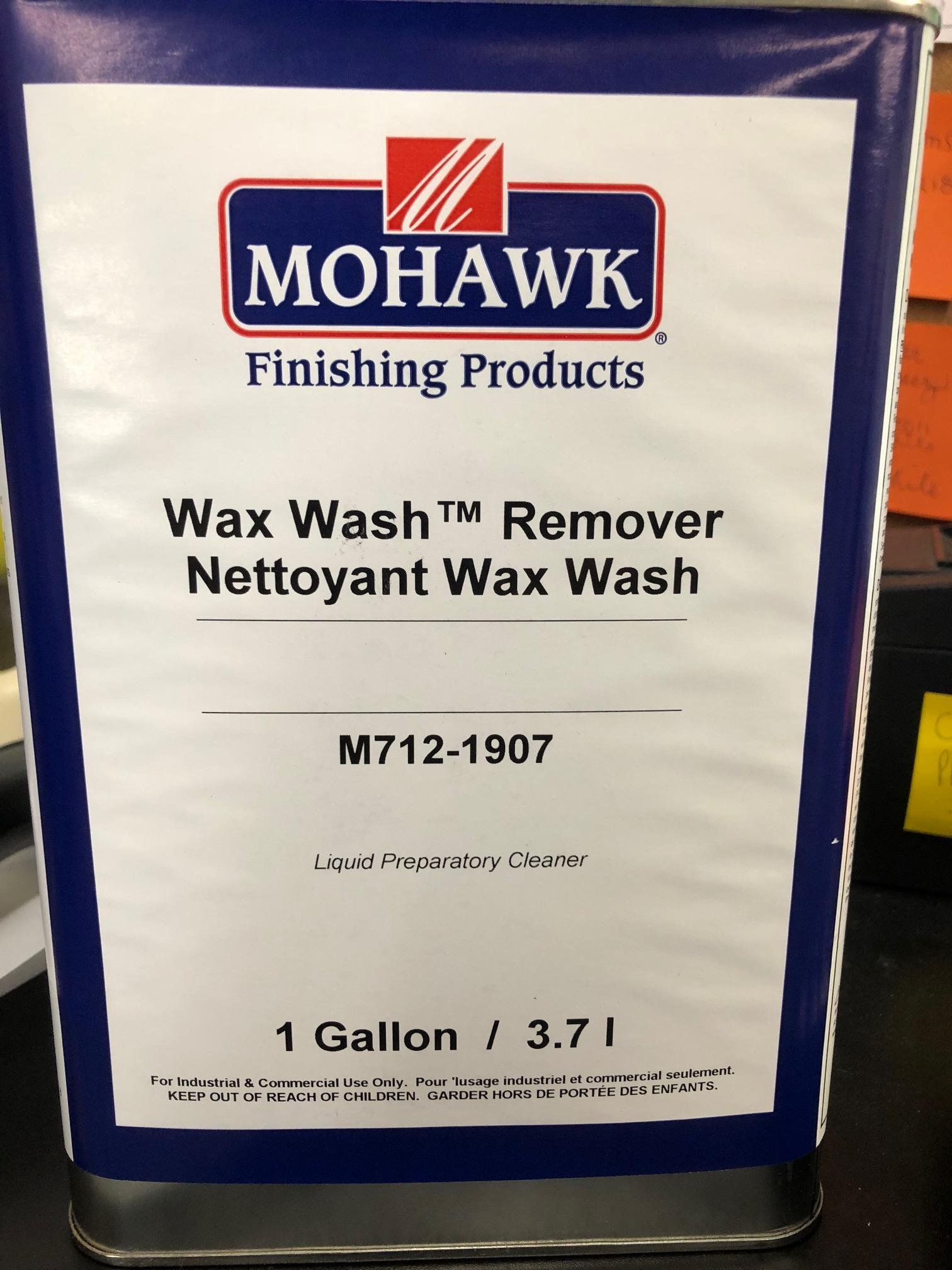 Wax Wash Remover by Mohawk Wax Wash