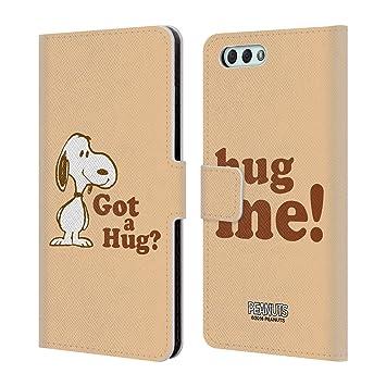 Officiel Peanuts J Ai Obtenu Une Étreinte Snoopy Embrasser Étui Coque De  Livre en Cuir 064b6c5718b